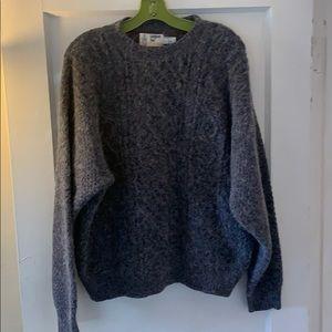 VINTAGE 70s London Fog sweater. RARE perfect!!!